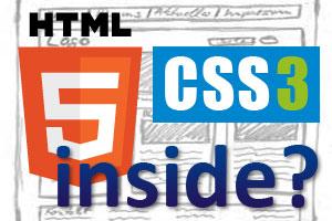 HTML5 und CSS3 einsetzen?