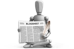 Blogsheet Artikel