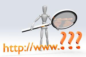 Den richtigen Domainnamen finden