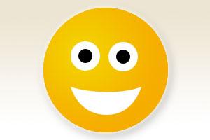 Gesichter machen Webseiten einladender