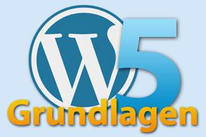 WordPress Grundlagen - Themes installieren und verwalten