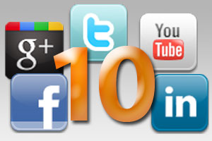 10 Dinge die man im Social Media Marketing beachten sollte