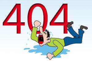 7 Tipps für eine optimale Nutzung deiner 404 Fehlerseiten
