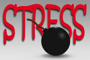 Stress, das Übel unserer Zeit