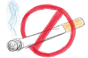 Selbständigkeit und Rauchen passen nicht zusammen