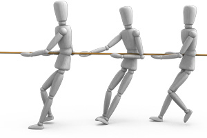 Warum Teamarbeit wichtig ist