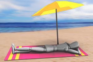 Als Selbständiger den Urlaub richtig genießen