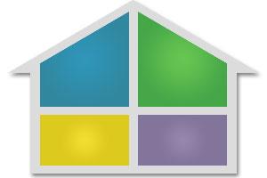 Arbeitszimmer farbgestaltung  Die richtige Farbe für deinen Arbeitsplatz | Bloggen