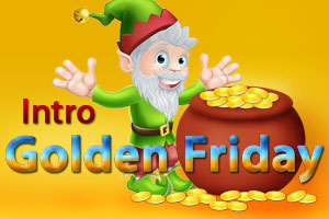 The Golden Friday auf Blogsheet