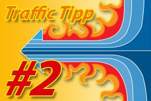 Traffic Tipp #2 - Tutorials für Einsteiger und Anfänger