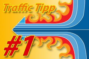 Traffic-Tipp #1 - Regelmäßig guter Content