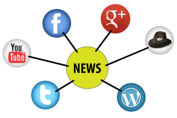 Verteile deine Nachricht in deinem Netzwerk