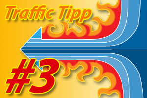 Traffic Tipp #3 - Gastartikel für andere Blogs schreiben