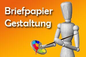 Briefpapier Gestaltung - entwerfe deinen eigenen Briefbogen