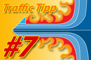 Traffic Tipp #7 - Mehr Besucher durch Pinterest