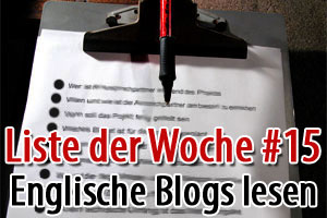 8 Gründe, warum Du englische Blogs lesen solltest