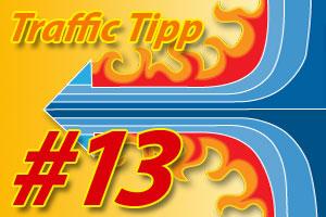 Traffic-Tipp #13 - Linkbaits als Traffic Quelle