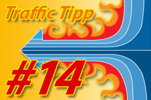 Traffic Tipp #14 - Mehr Besucher durch Gewinnspiele
