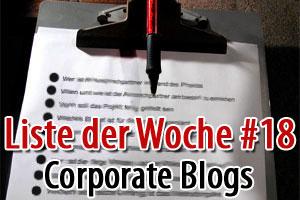 10 Gründe warum dein Firmenauftritt einen Blog haben sollte