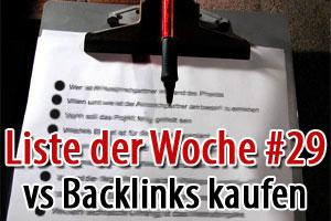 Backlinks kaufen - 5 Gründe die als Blogger dagegen sprechen