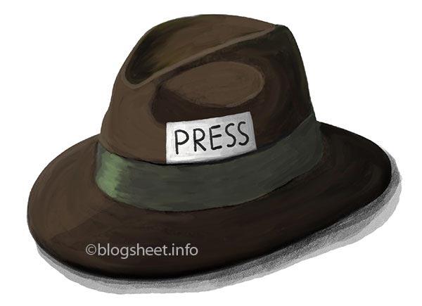 Die Presse erhält durch Presseportale Informationen