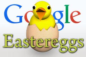 Die besten Google Eastereggs und Gags