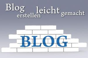 Einen Blog erstellen leicht gemacht