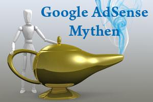 Die 6 größten Mythen über Google AdSense