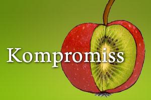 Warum Kompromisse nichts taugen und welche Lösung Du anstreben solltest