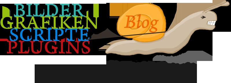 Je mehr Gedöns im Blog, umso schlechter die  Performance