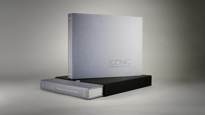 Die Classic und Special Edition von iconicbook.com