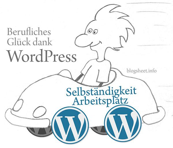 WordPress schafft Arbeitsplätze