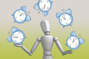 Zeitmanagement – Das DIN A6 Informationssystem Daisy