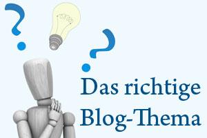 Vorsicht Blog-Falle! Warum Du als Blogger dein Thema mit Bedacht wählen solltest