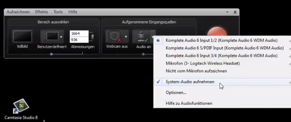 audio-auswaehlen