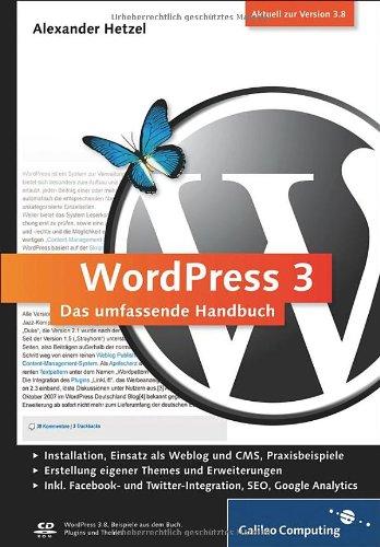 WordPress 3 - Das umfassende Handbuch