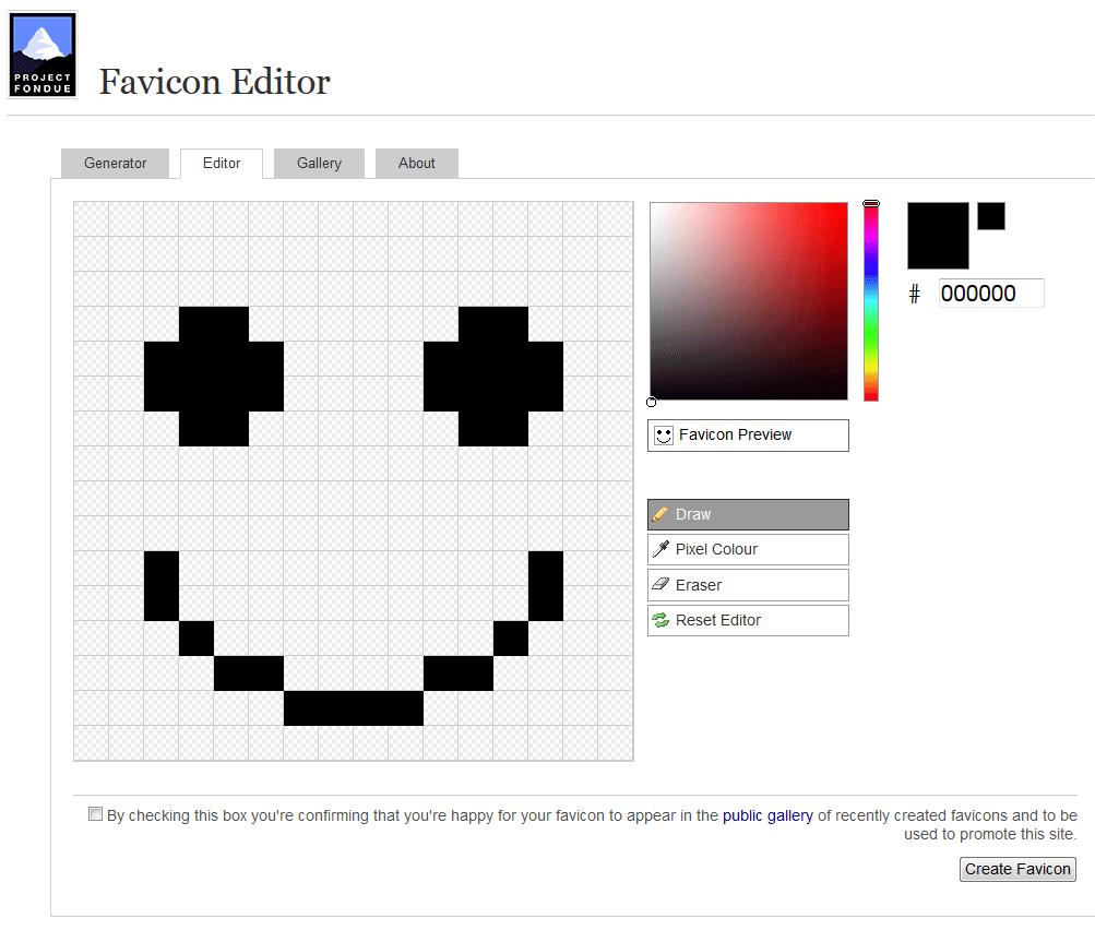 favicon-editor