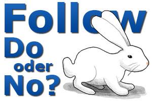 DoFollow oder NoFollow - Was ist die richtige Lösung für deinen Blog?