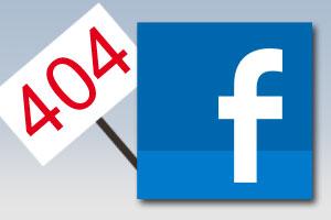 Wenn der Facebook Share-Button einen 404-Fehler zurückgibt. Ein kurzer Beitrag zur Fehlerbehebung
