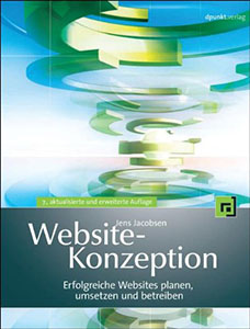 Buchtipp: Website-Konzeption