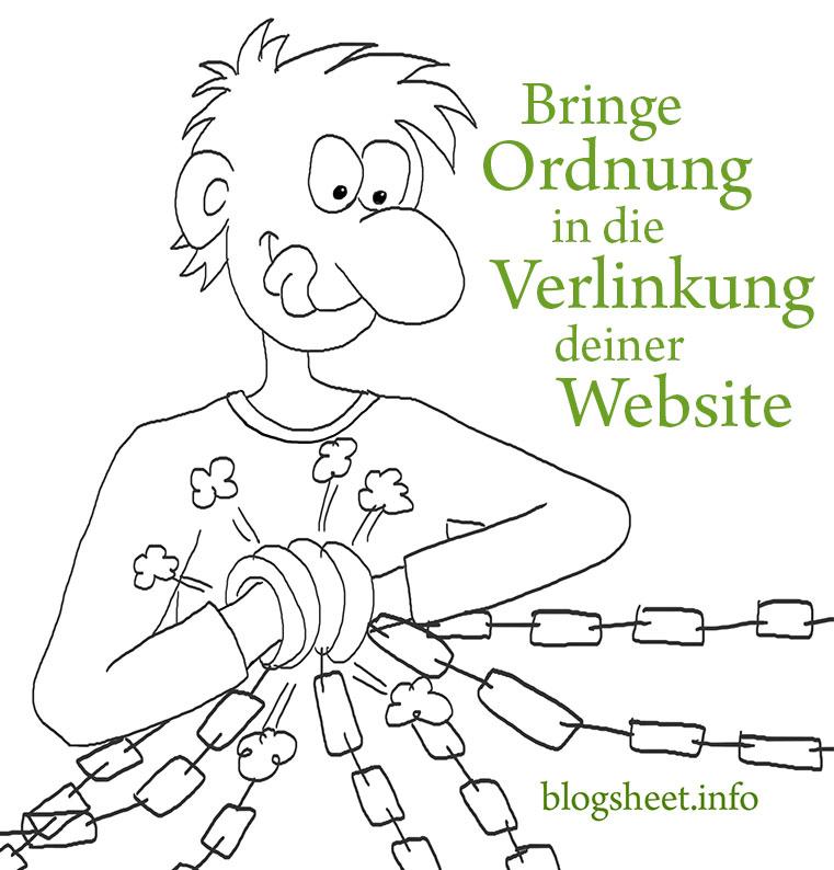 Bringe beim Website Relaunch deine Verlinkung in Ordnung