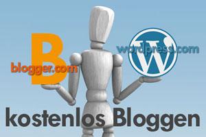 So erstellst Du einen kostenlos Blog und bloggst gratis