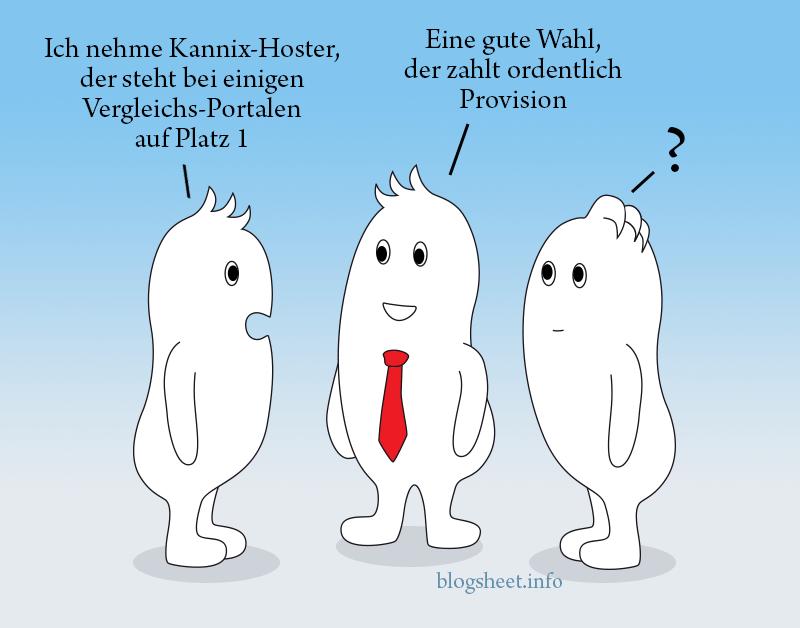 Der beste Webhoster im Webhosting Vergleich