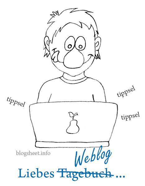 Das Weblog oder Blog ist als Online-Tagebuch gestartet