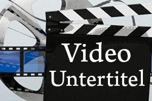 YouTuben leicht gemacht Teil 11 - So fügst Du Untertitel in dein Video ein